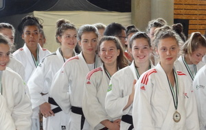 Ligue Cadettes equipe Rumilly